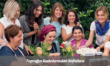 Toprağın Kadınlarından Sofralara